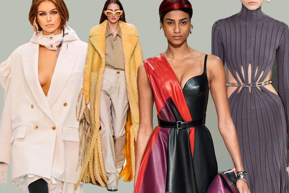 Modetrends Herbst/Winter 2020/2021 : Die 10 wichtigsten ...