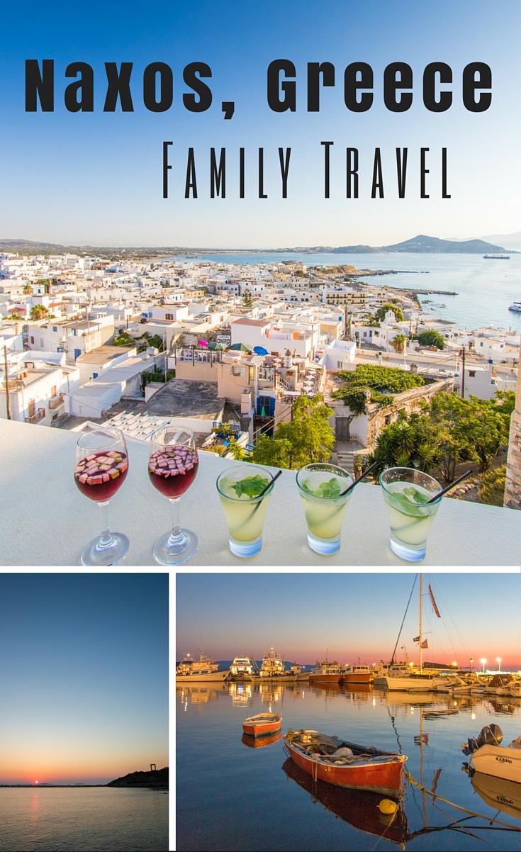 Three Weeks on the Greek Island of Naxos with Kids