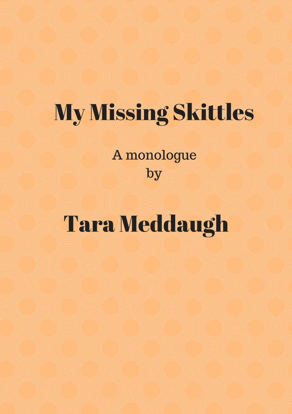 90 Of Parents Think Their Kids Are On >> Children Teen Comedic Halloween Monologue My Missing Skittles