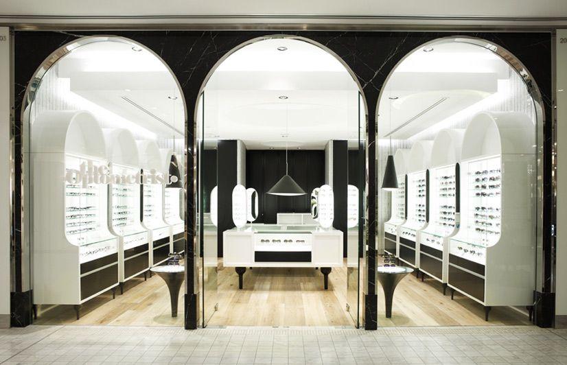 Optometrist Office Design   Interview: Greg Natale   Australian Design  Review