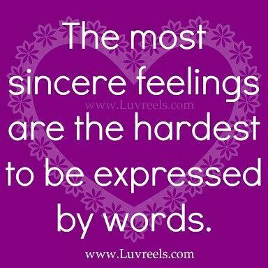 Very True ...