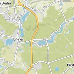 Detaillierte Karten Und Gps Navigation Zur Fahrradtour Biwakplatz Monchwinkel Fahrradtour Erkner Ausflug