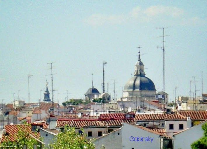 Detalle arquitectónico Madrid, Spain