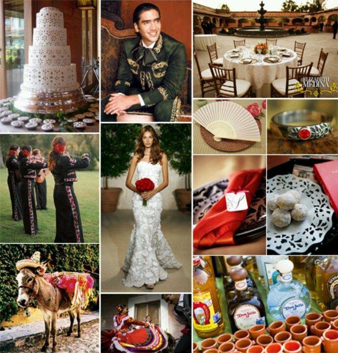 Mexican Themed Wedding   FLAMENCO & Mexican Weddings   Pinterest ...