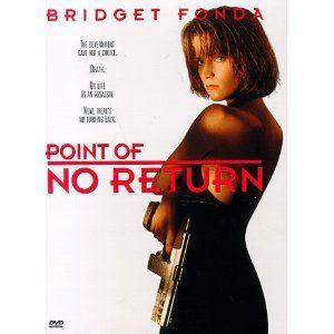 Bridget Fonda, recovered crack head turned deadly assasin