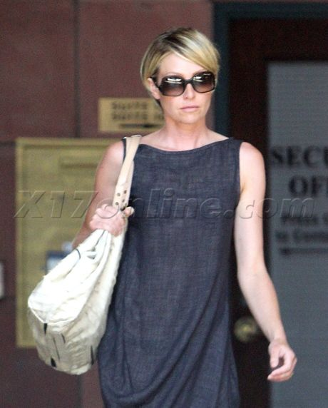 Portia De Rossi New Hair: Portia DeRossi Short Hair! @Melissa McAnally