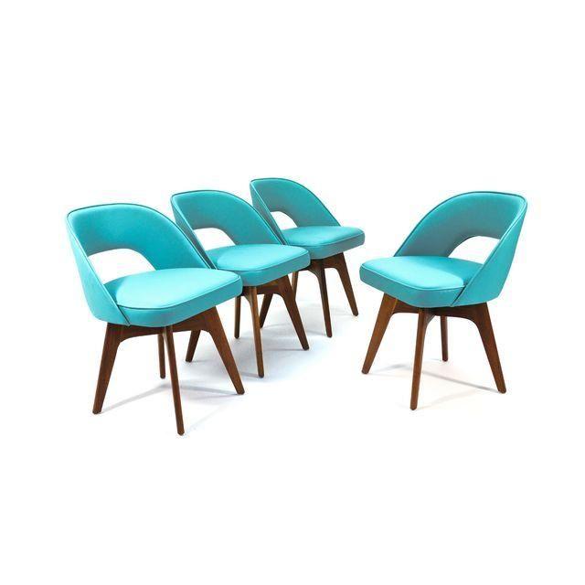 Chet Beardsley Swivel Dining Chairs  Set Of 4  Swivel Dining Inspiration Leather Swivel Dining Room Chairs 2018