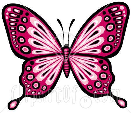 pretty butterfly clip art - Google Search | * Butterfly ...