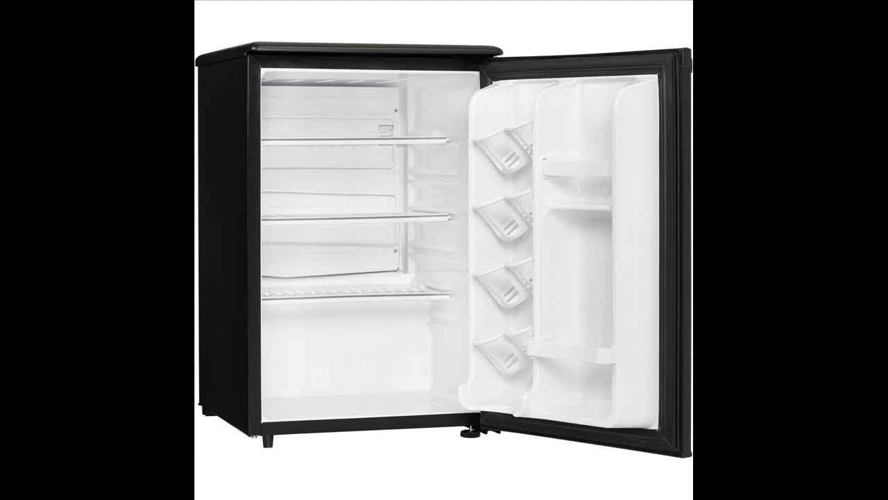 Danby Designer DAR026A1BDD Freezerless Refrigerator Reviews
