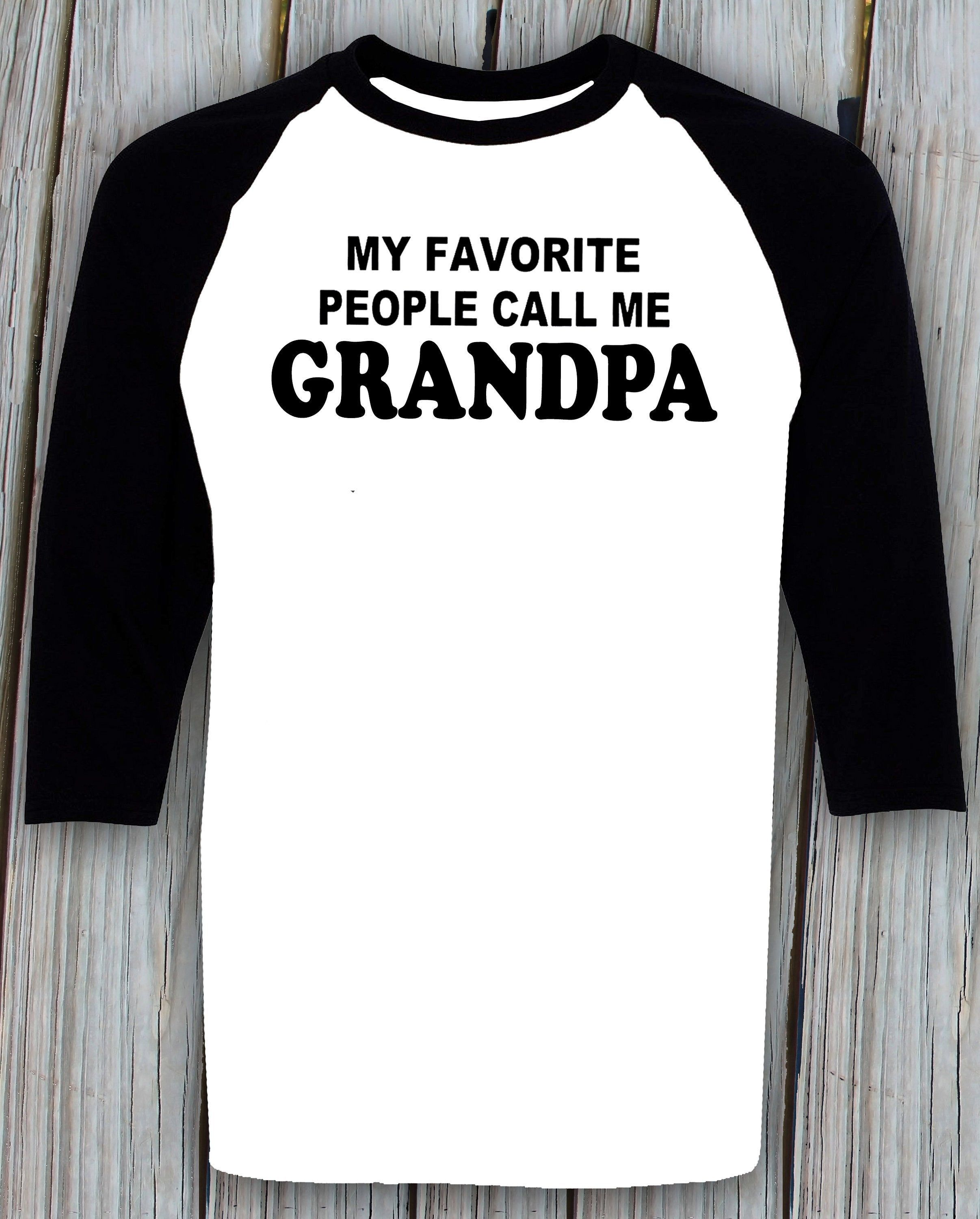 Wishing My Grandpa A Very Special Fathers Day Toddler//Kids Raglan T-Shirt