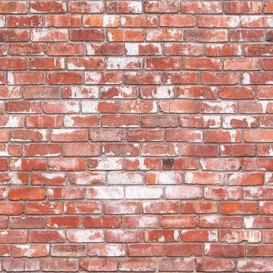 Self Adhesive Removable Wallpaper Red Brick Wallpaper Peel And Stick Repositional Fabric Wallpaper C Red Brick Wallpaper Brick Wallpaper Painted Brick Walls