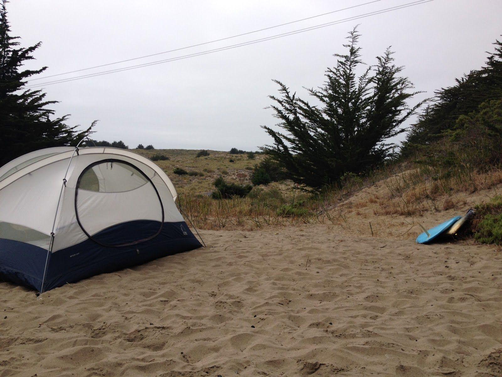 Beau Bodega Dunes Campground, Bodega Bay, CA