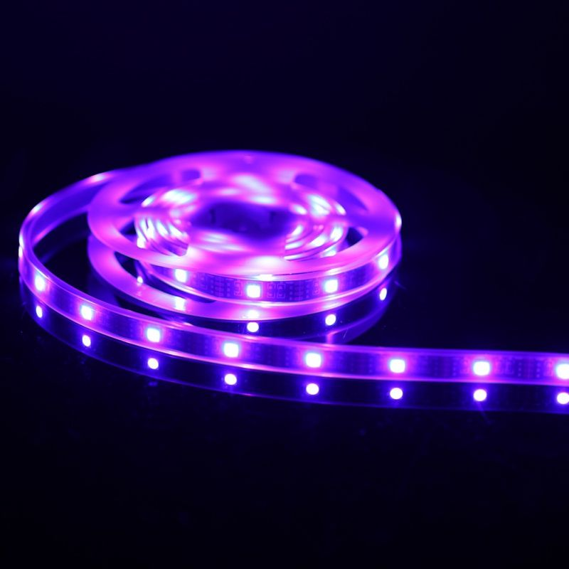 New waterproof 1m2m 60ledsm tvpc background led strip lighting new waterproof 1m2m 60ledsm tvpc background led strip lighting dc5v aloadofball Choice Image