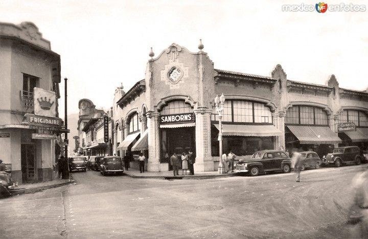 Monterrey sanborns fotos antiguas monterrey pinterest for Sanborns historia