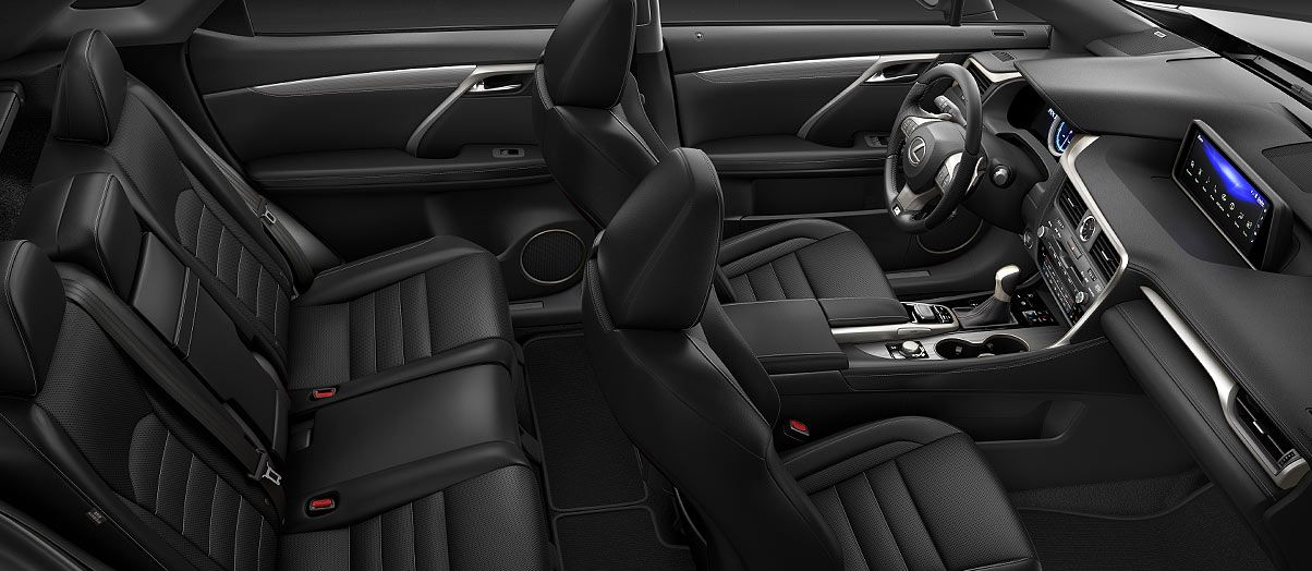 Lexus Rx Lexus Rx 350 Interior Lexus Rx 350 Luxury Crossovers