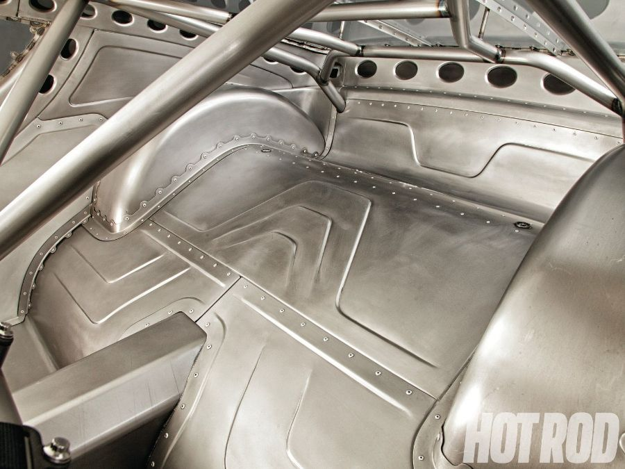Click To Close Custom Car Interior Chassis Fabrication Sheet Metal Work
