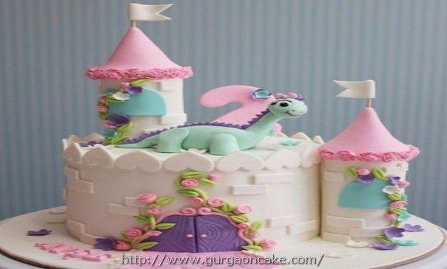 Cute Little Girl Birthday Cake Ideas Birthday Cake Pinterest