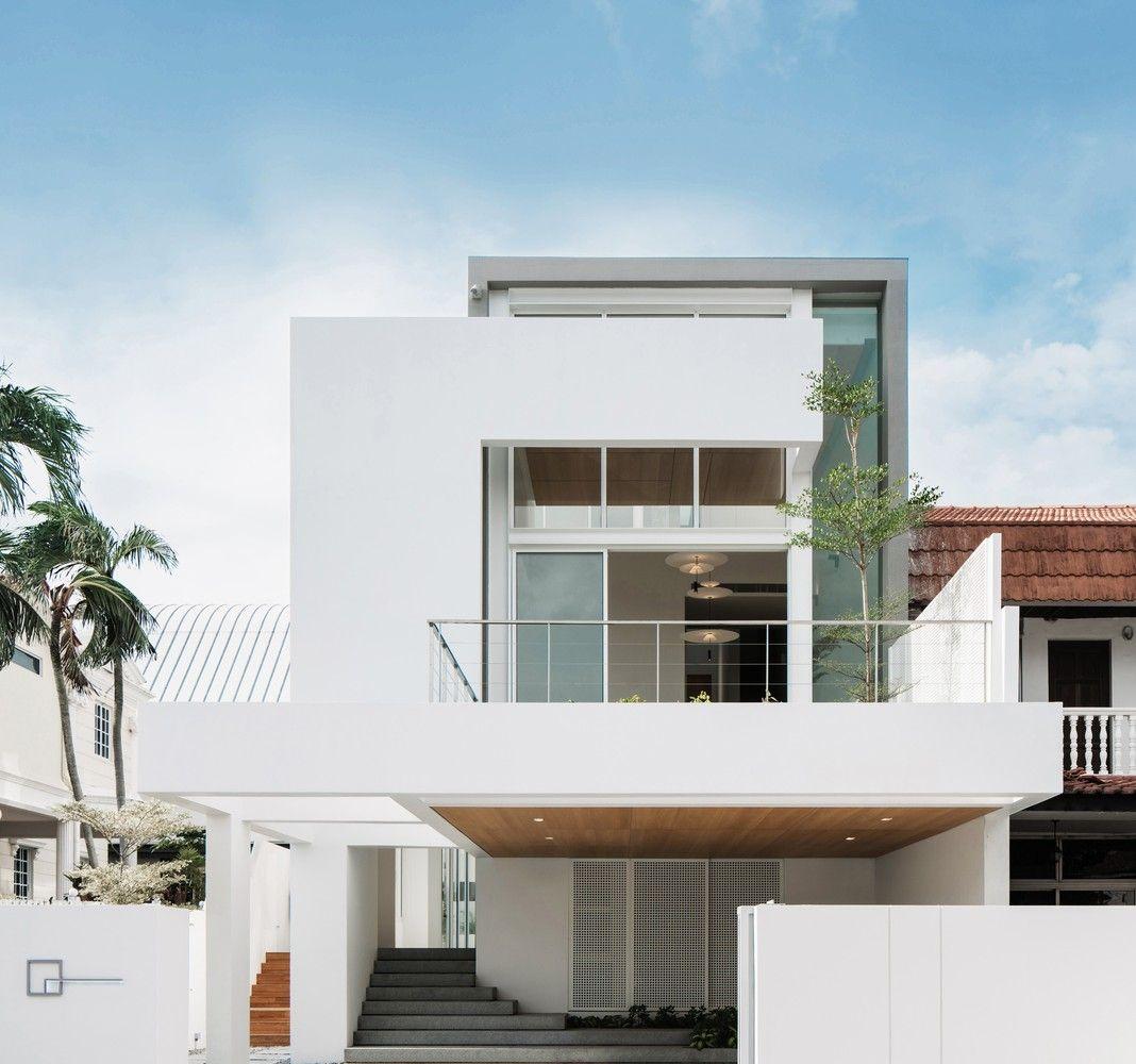 Gallery Of Assembled House Park Associates 1 Trong 2020 Co Hinh ảnh Thiết Kế Nha