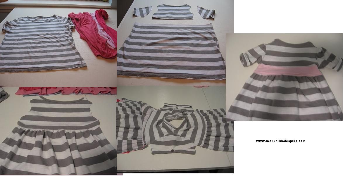 4d96c3906 ropa reciclada para niños paso a paso - Buscar con Google | ropa ...