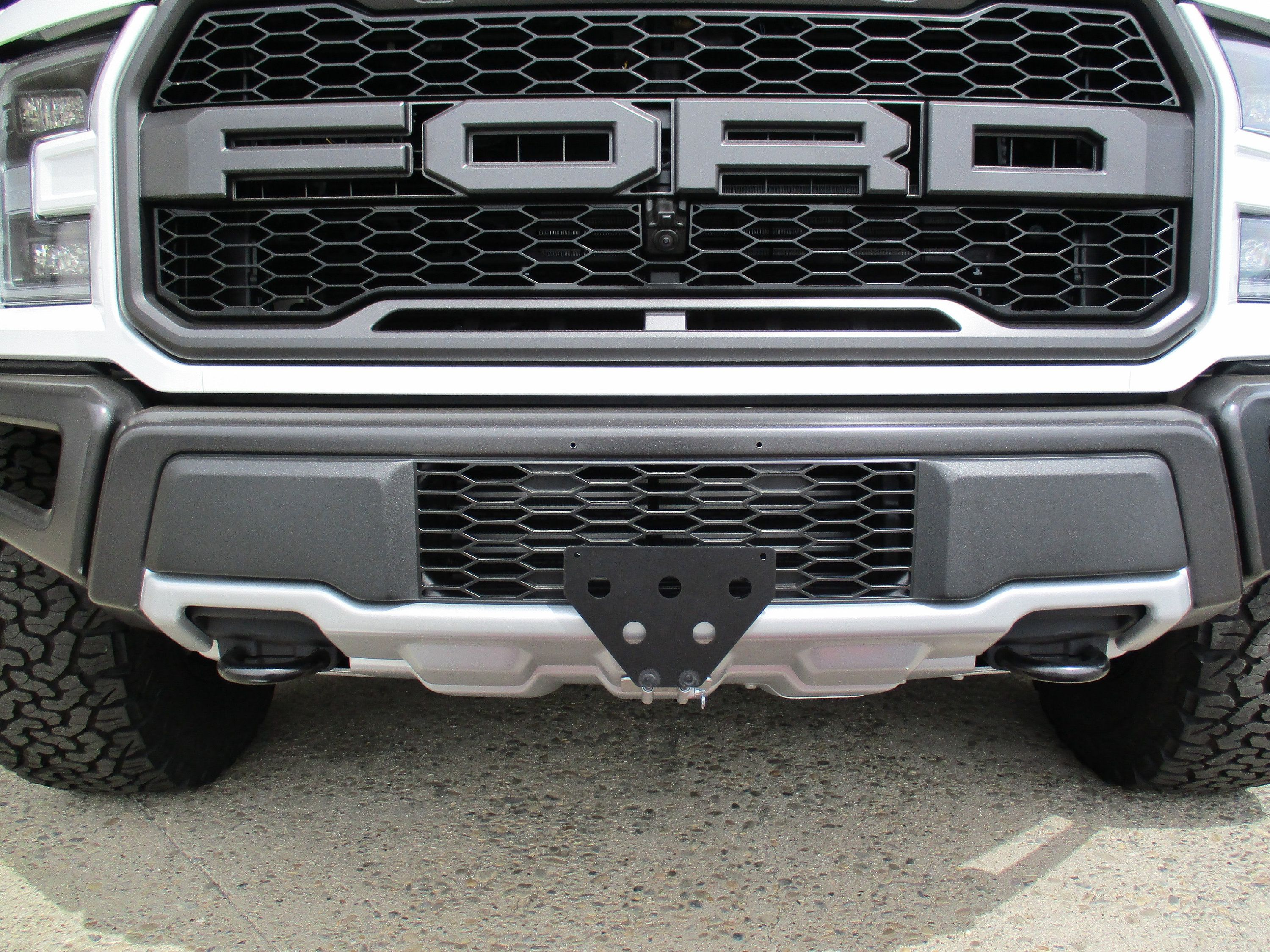 Sto N Sho Quick Release Front License Plate Bracket For 2017 2019