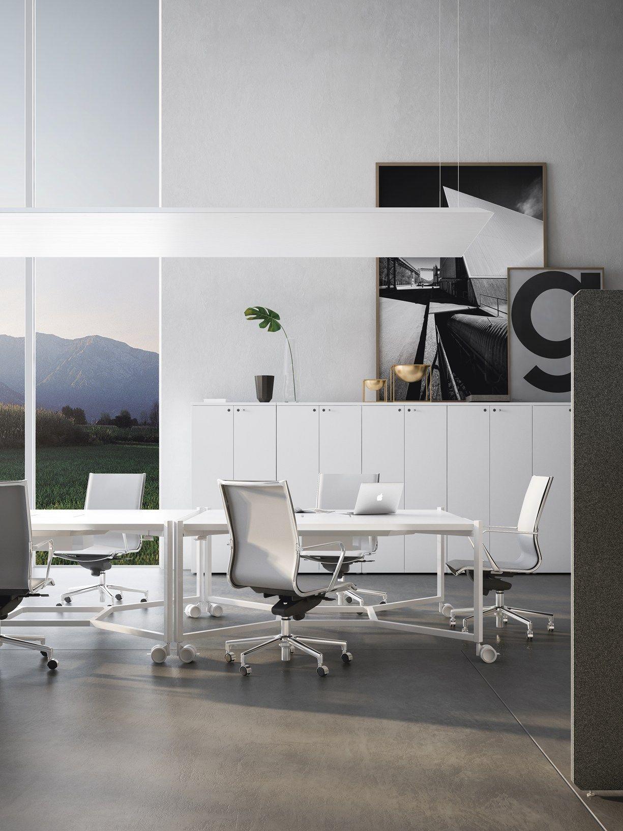 Presentato ad orgatec l 39 ufficio secondo fantoni nuovi for Design per l ufficio