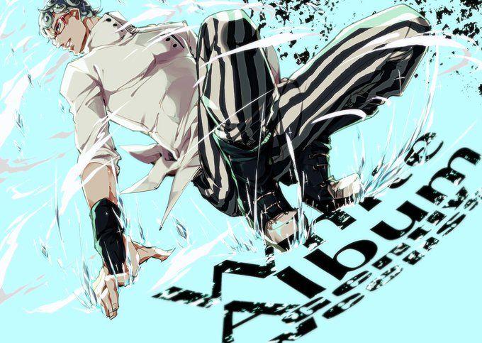 Jojo\u0027s Bizarre Adventures ☆ ジョジョの奇妙な冒険 Anime Manga JJBA JoJo