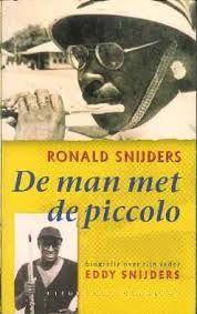 Eddy Snijders (1923 - 1990) Surinaamse componist, dirigent, muziekpedagoog, musicus. Klik foto voor artikel.