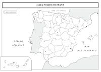 Carpeta Del Maestro Mapas Físico Y Político De España Mapa Fisico Mapas Política