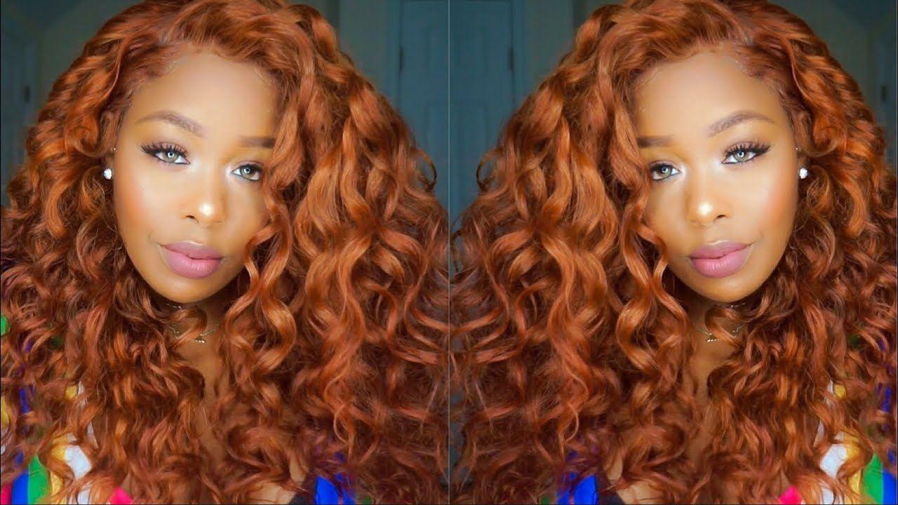 Detailed Box Dye Adore Ginger Auburn Sza Inspired Hair Ft West