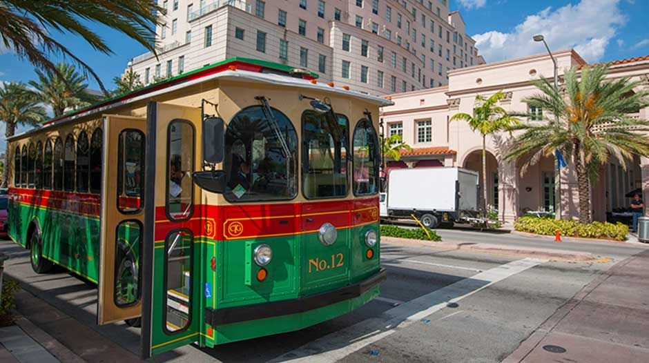 Coral Gables Trolley | Coral gables miami, Miami, Plan your trip