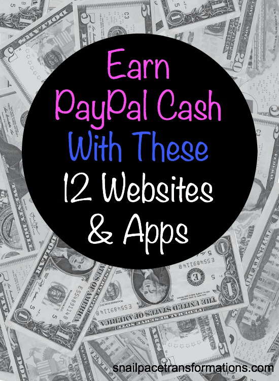 Earn PayPal Cash With These 12 Websites & Apps How to