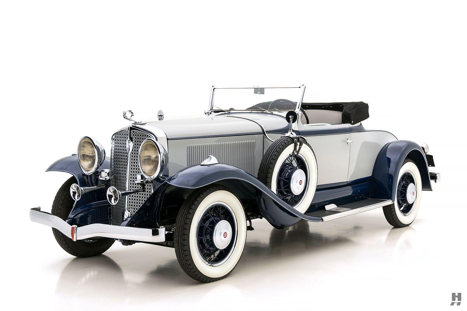 1931 STUDEBAKER PRESIDENT 4 SEASONS ROADSTER | Taco. | Pinterest | Cars