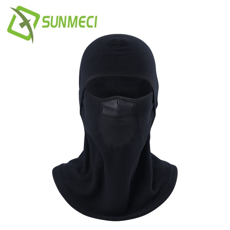 e1f2889d9894 Winter balaclava full face mask windproof ski mask snowboard neck warmer  neck gaiter thermal fabric balaclava outdoor cycling