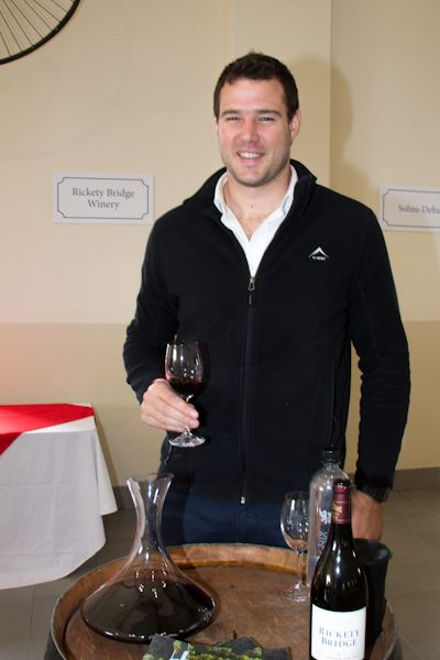 Rickety Bridge will be showcasing The Foundation Stone 2011 at Franschhoek Winter Wines on 17 August at the Franschhoek Motor Museum - come and taste! Buy tickets online at www.webtickets.co.za