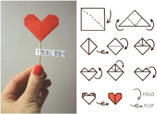 Adorable V-day Idea | Craft Ideas/ do-ables
