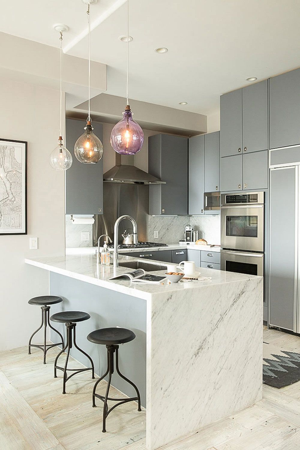 Kitchen Interior Design Concept Ideas To Give You A Starting Point Modern Kitchen Design Small Modern Kitchens Modern Kitchen