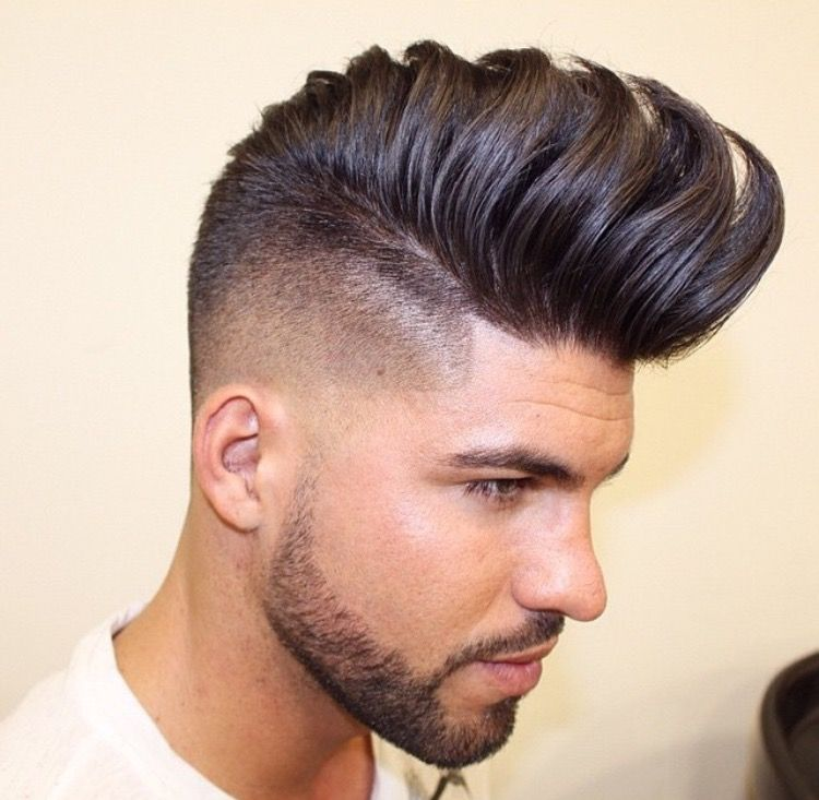Pin By Rico Lopez On Outline To Fashion Hair Hair Styles Pompadour