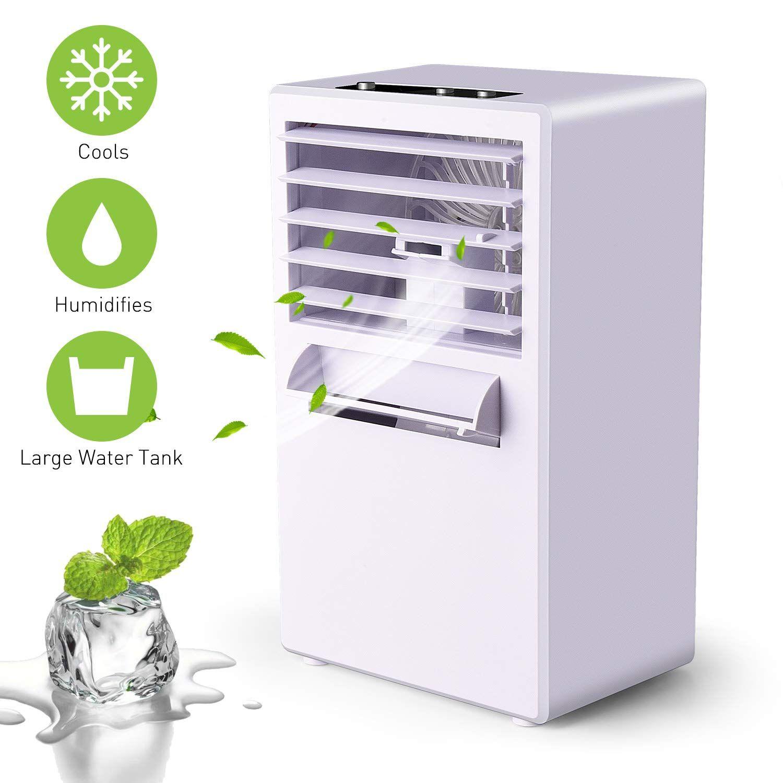 JoyGo Portable Air Conditioner Fan Mini Evaporative Air