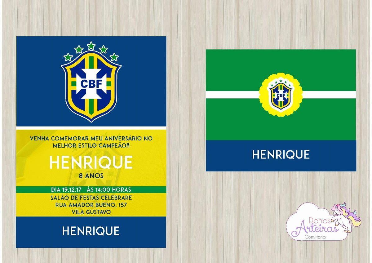 Convite Futebol - Seleção Brasileira  5ca81d8a94eaa