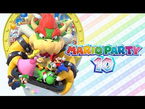 Mario Party 10 : A Primeira Meia Hora