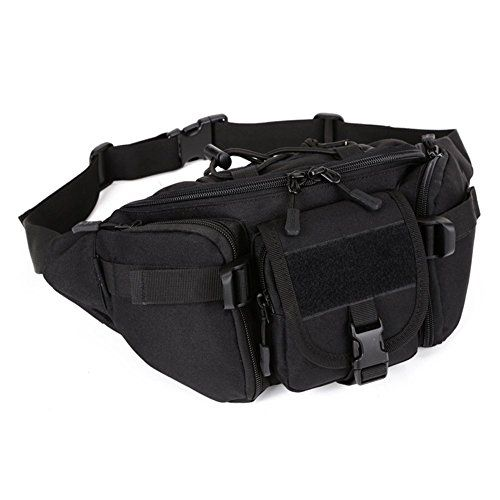 Relojes Y Joyas Tactical Waist Pack Bag Waist Fanny Packs Belt Bag Daily Life Fishing Cycling Hiking Hunting Shopping Outdoor Sport Men Women