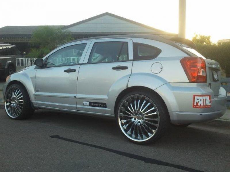 Used 2007 Dodge Caliber Sxt Clean Title Dodge Caliber Rims For Cars Dodge