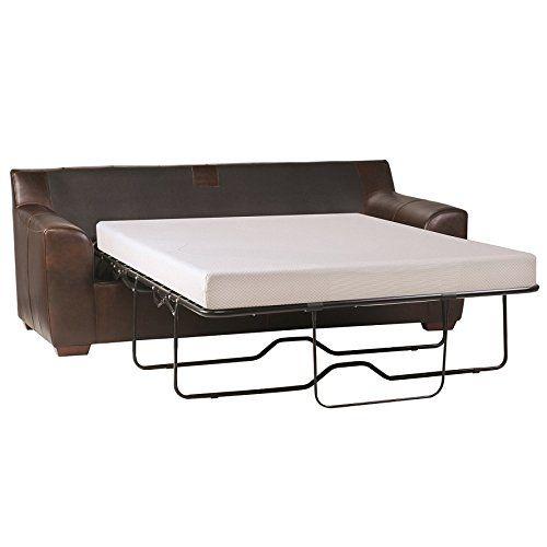 Zinus Sleep Master Cool Gel Memory Foam 5 Inch Sleeper Sofa Mattress