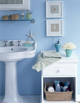 Diy Home Projects Ocean Bathroom Themes Ocean Bathroom Beach Bathrooms