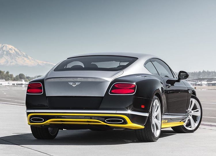 "LuXuper on Instagram: ""2016 Bentley Continental GT Speed Breitling ..."