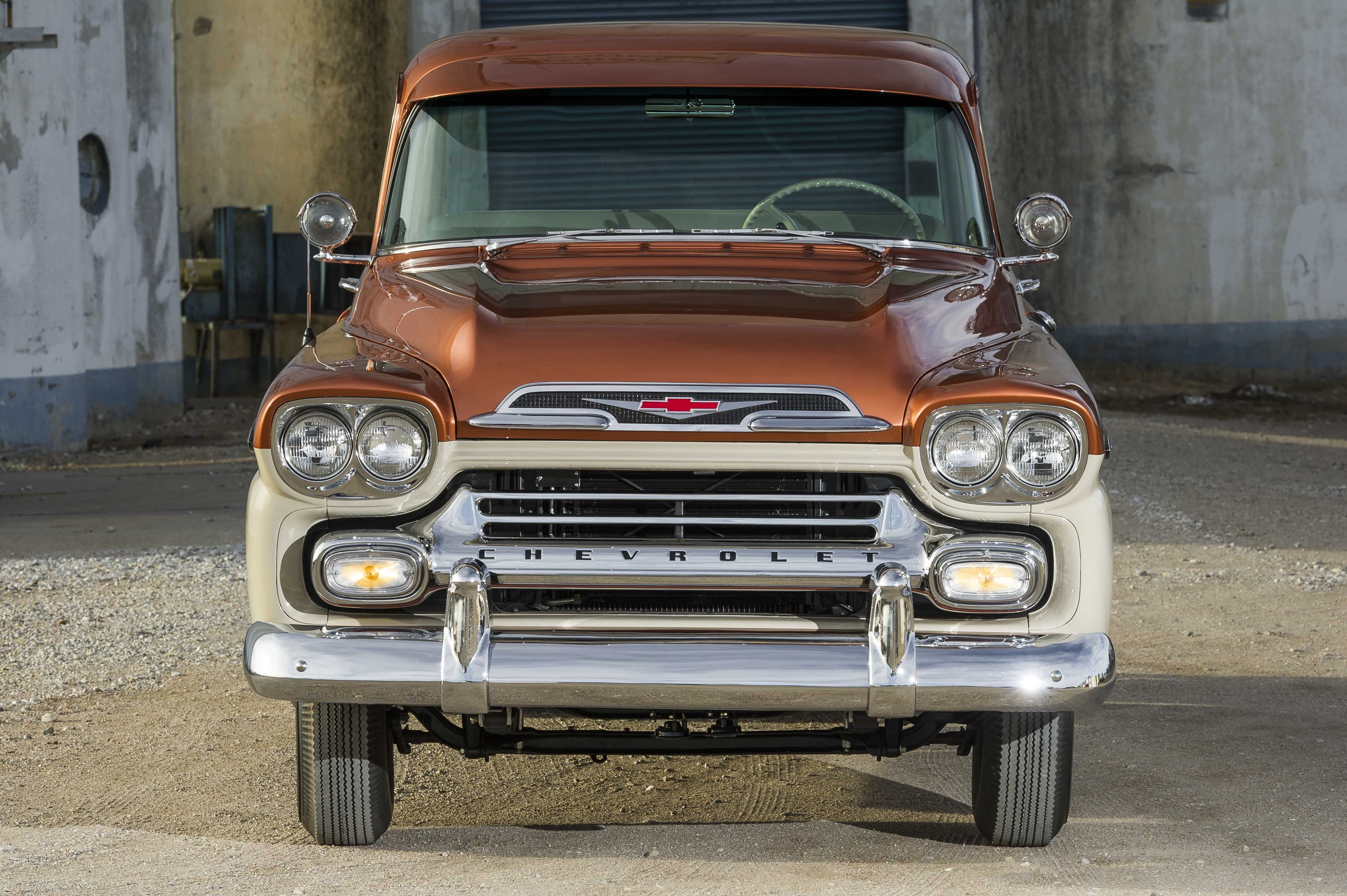 RT @gmbeatonline: A Brief History of Chevrolet Pickups: 1941 to 1959 ...