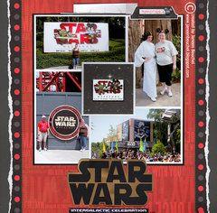 Star Wars Weekends: Intergalactic Celebration