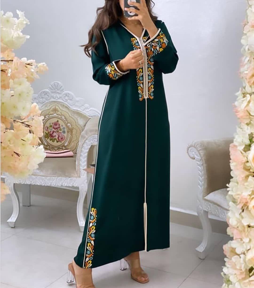 530 Mentions J Aime 0 Commentaires قفطان جلابيات كشخه دراعه Caftan Alhasnae Sur Instagram جا Moroccan Dress Islamic Clothing Abayas Kalamkari Dresses