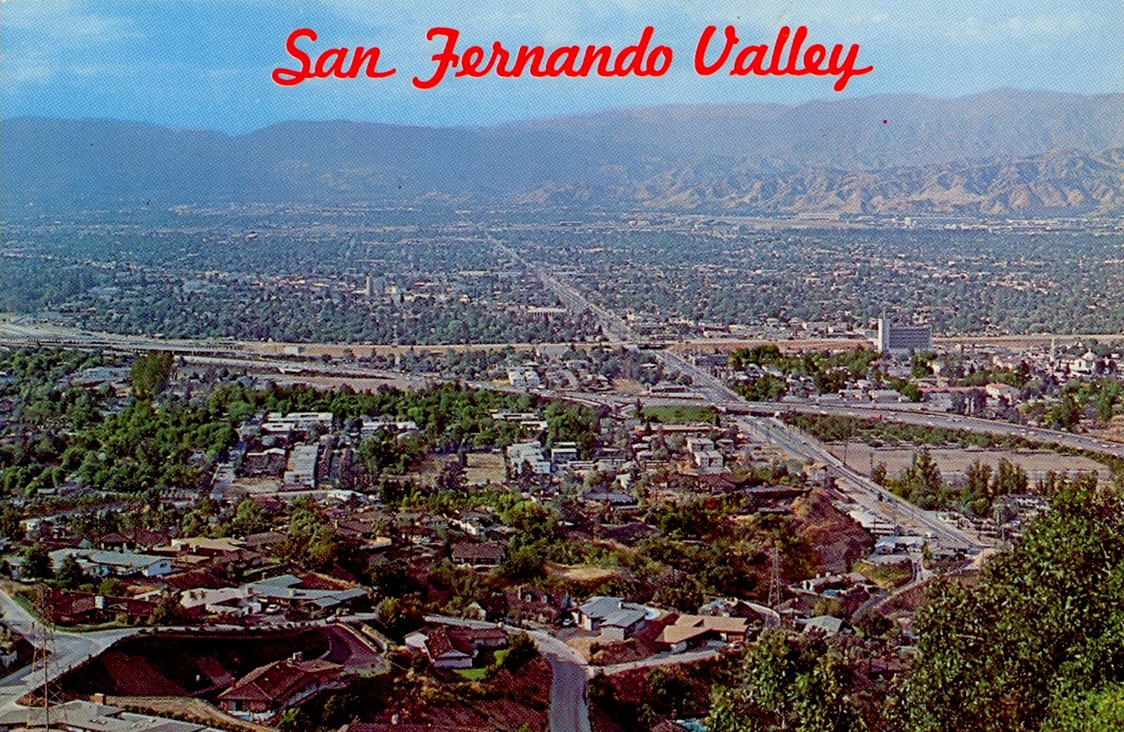 The Museum Of The San Fernando Valley Where Is This View Of The San Fernando Valley San Fernando Valley Valley California San