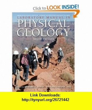 Laboratory manual in physical geology 9th edition 9780321689573 laboratory manual in physical geology 9th edition 9780321689573 agi m american geological institute richard m national association of geoscience fandeluxe Gallery